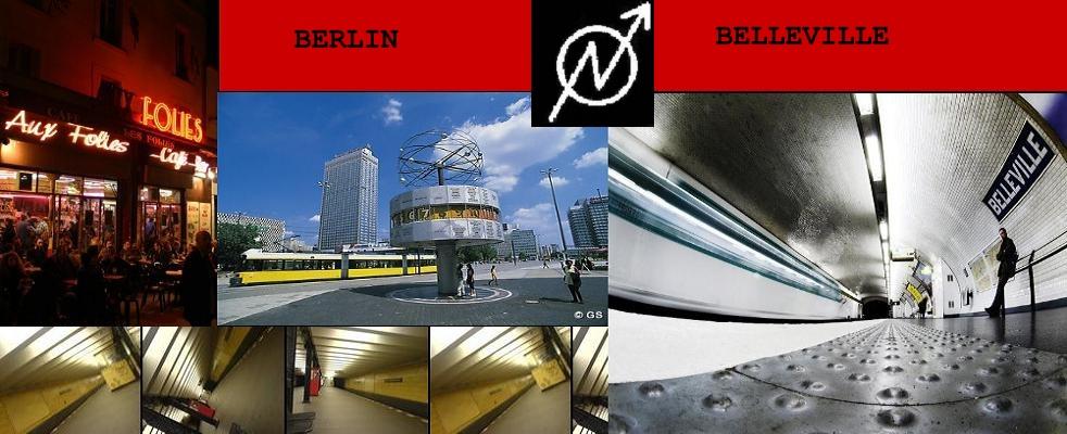 Berlin & Belleville